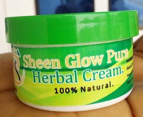 Sheen Glow Cream