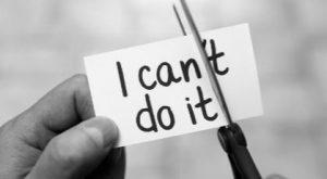 develop a positive mindset