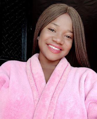Skincare formulator, Hannah Olanike Owolabi