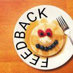 FEEDBACK: THE BREAKFAST OF CHAMPIONS