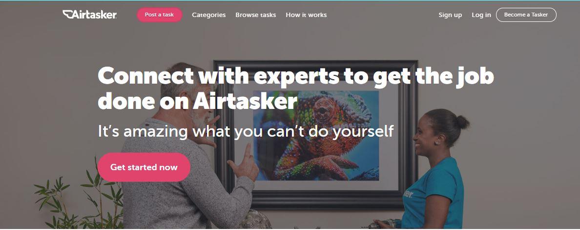 Airtasker, BEST WEBSITES FOR FREELANCERS