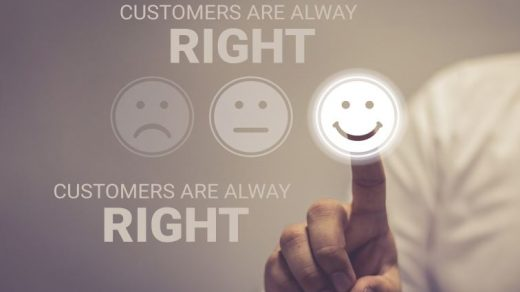 CUSTOMERS ARE ALWAYS RIGHT