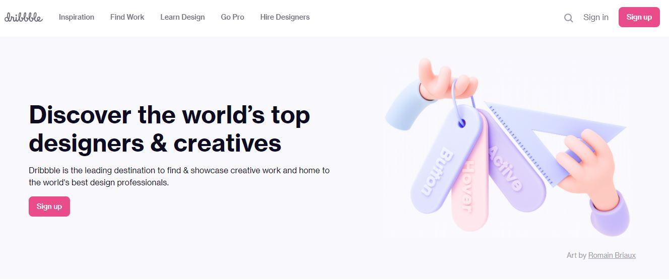 Dribbble, Alternatives to 99 Designs