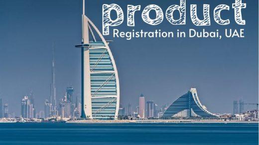 Product Registration in Dubai