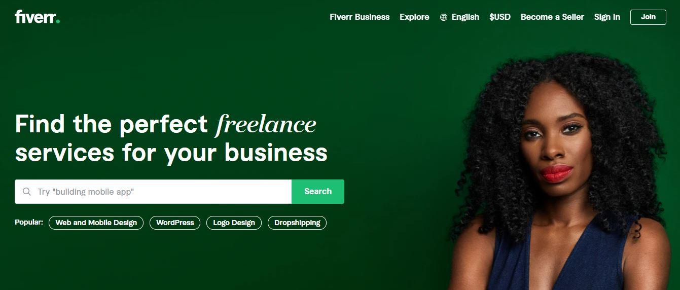 Fiverr, sites like Upwork, Upwork Alternatives for freelance jobs