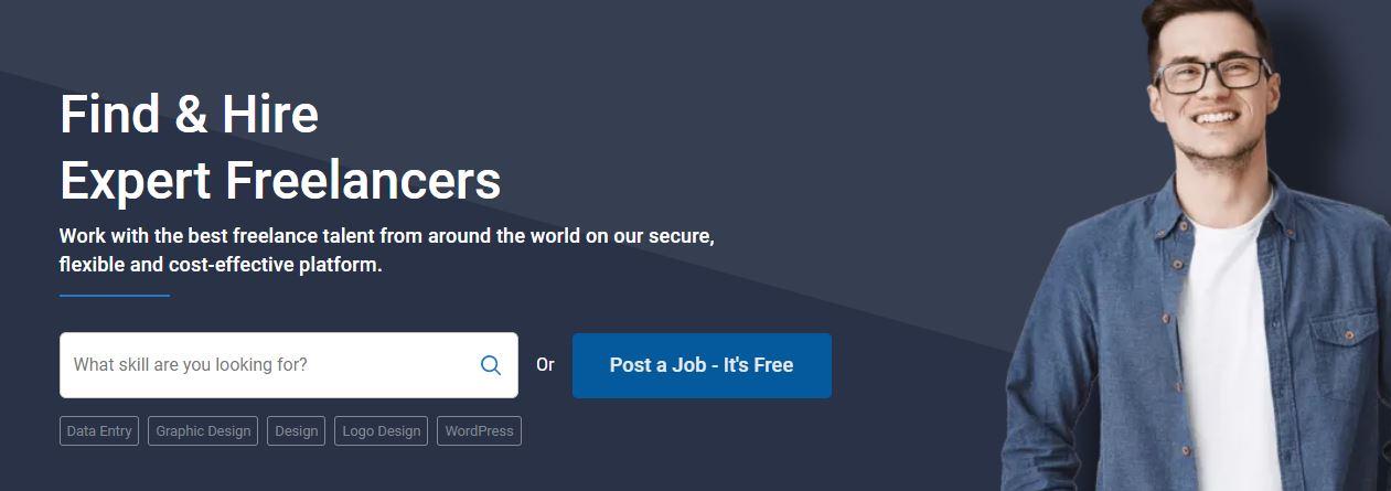 Upwork Alternatives, Sites like upwork
