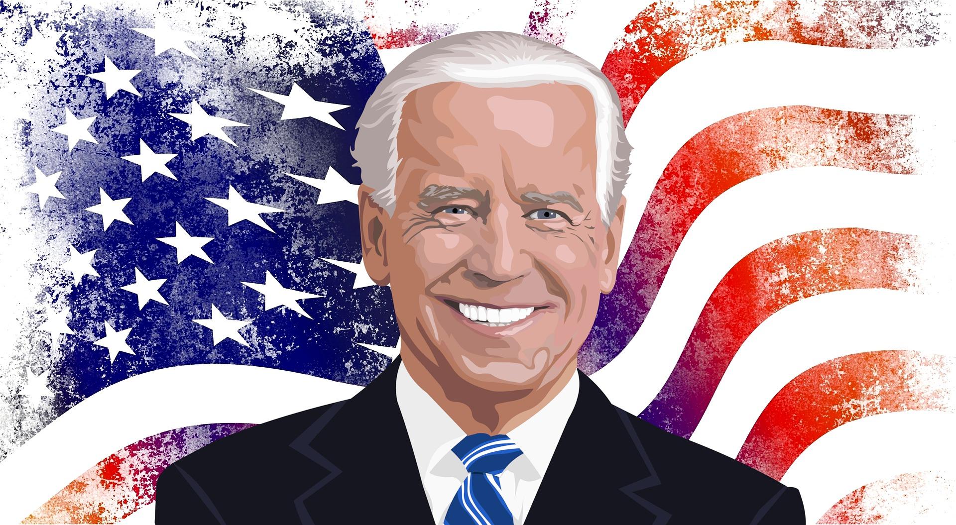 Joe Biden made a sincere speech about Americans.
