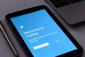 Twitter account login