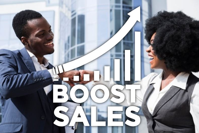 100 Tips to increase sales volume and close business deals