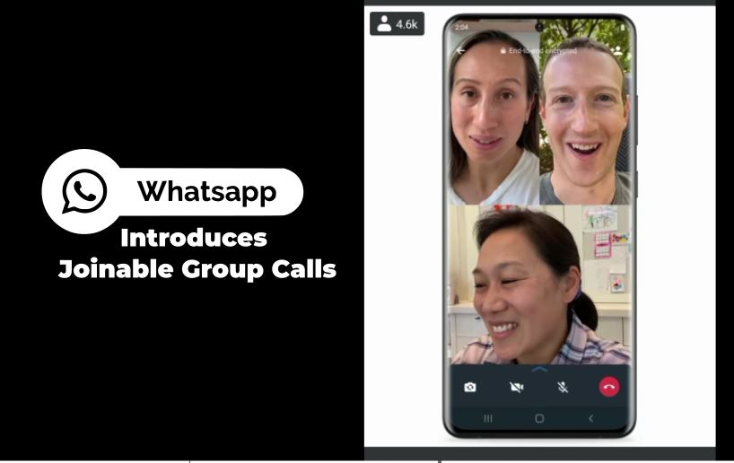 joinable group calls