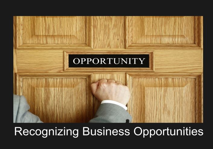 the best business opportunity in the world