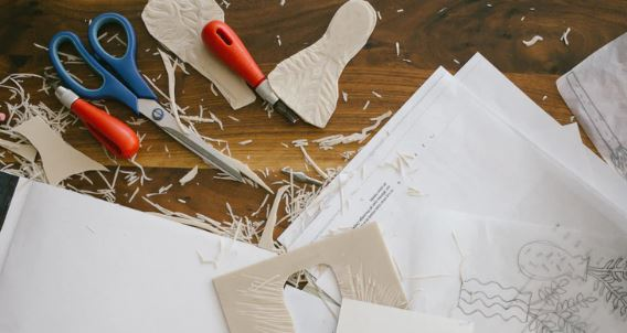 SMALL SCALE business, Paper products