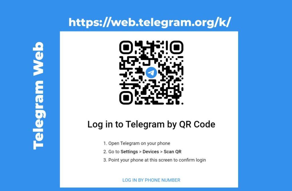 Telegram Web, telegram for pc