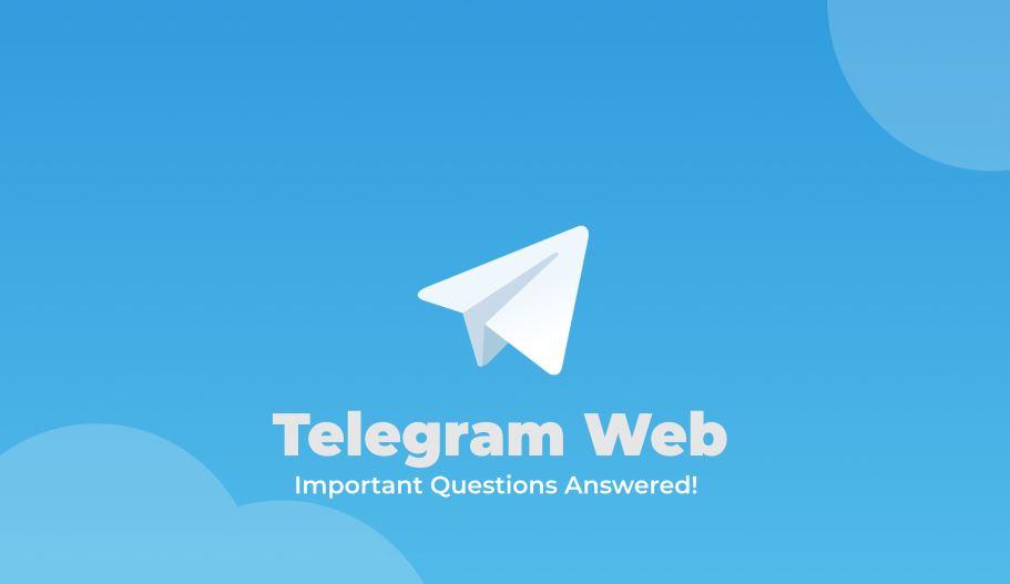 Telegram Web, telegram for pc, web telegram