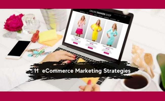 eCommerce Marketing, social media marketing