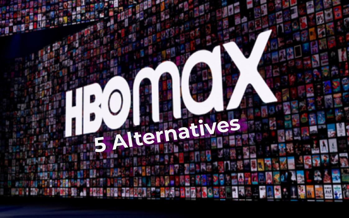 Alternatives to HBO MAX, HBO MAX, HBO