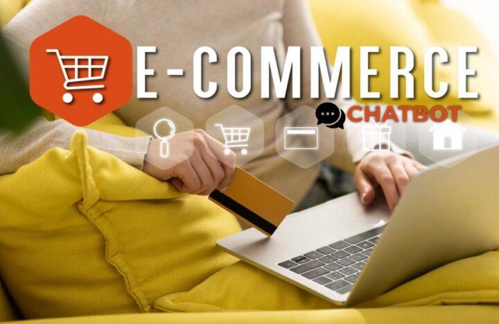 Chatbot for Ecommerce, eCommerce website development company
