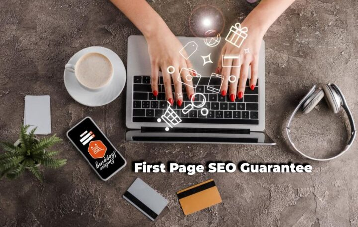 First Page SEO Guarantee, SEO Content Strategy
