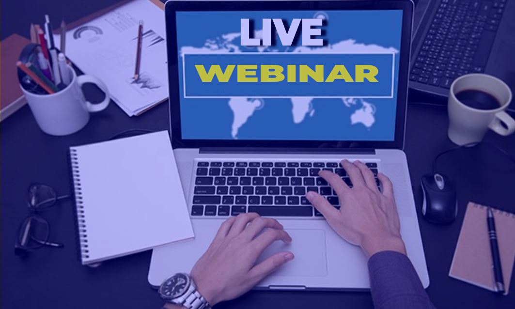 Live Webinar, Promote Your Small Business