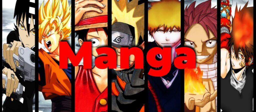 Mangago, Manga, myreadingmanga