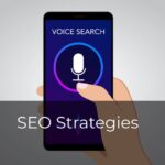 Voice Search, SEO Strategy, Website Search Results