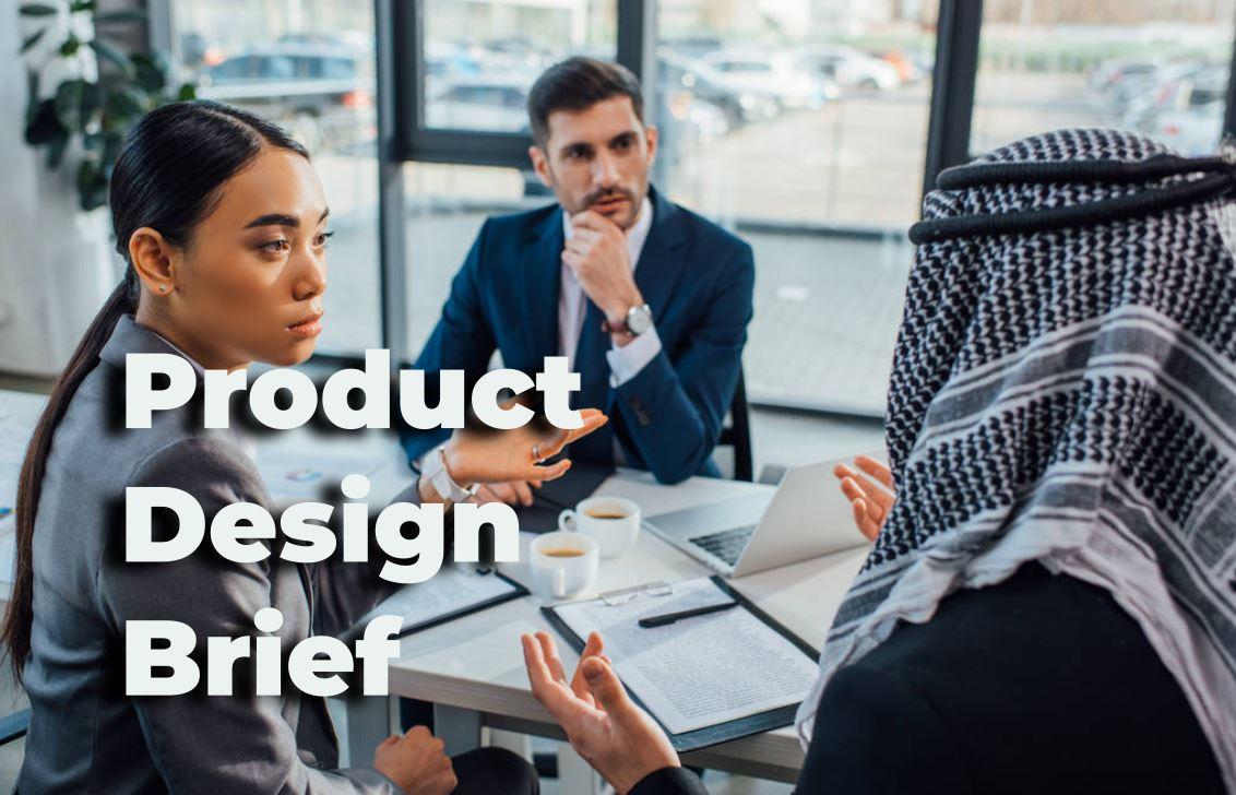 product design brief, product design