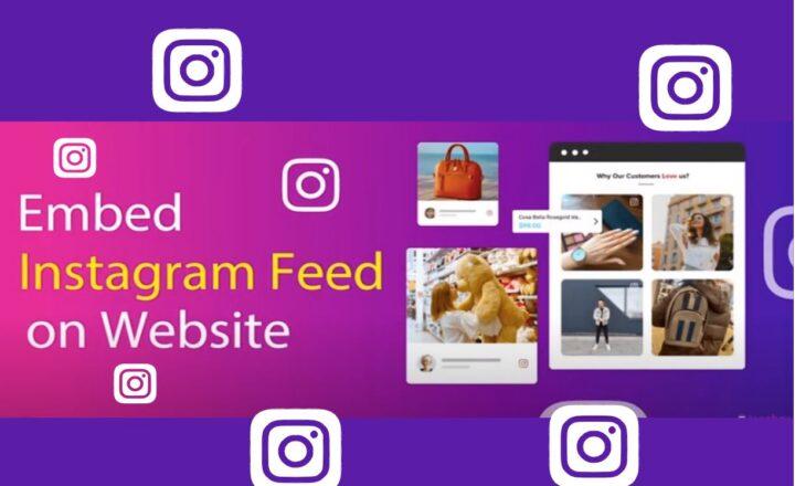Embedding Instagram, Videos On Website, Instagram Videos