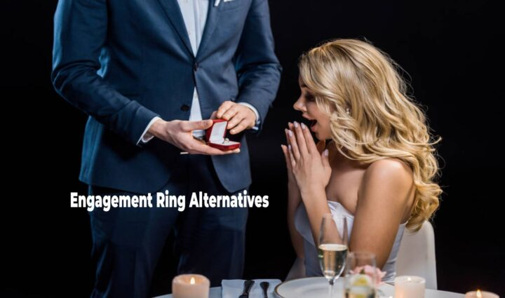 Engagement Ring Alternatives, Alternatives To Engagement Rings