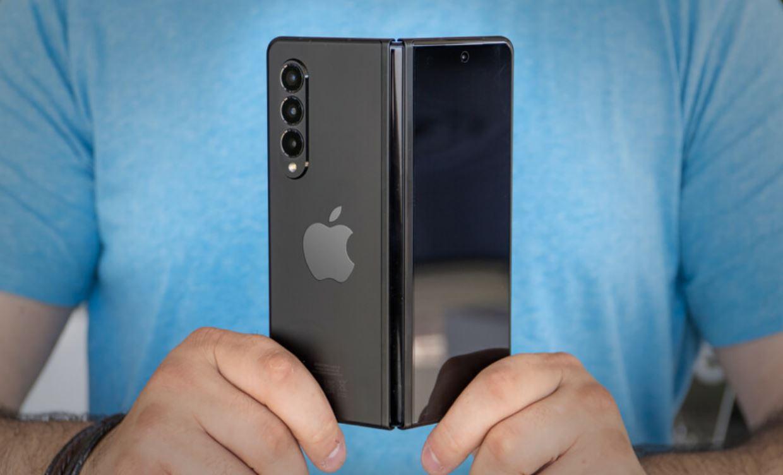 Folding iPhone, Apple
