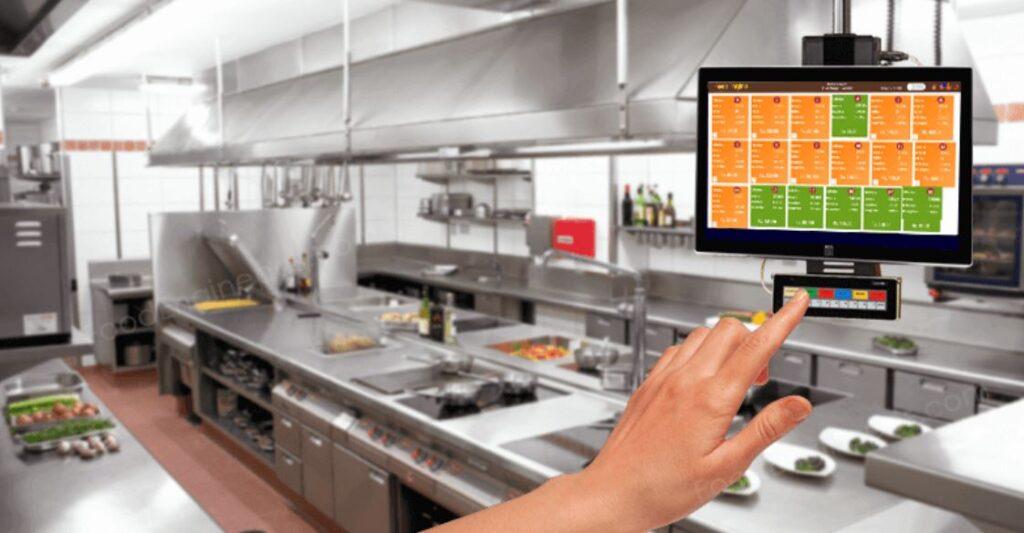 Kitchen Display Systems, Restaurants, Technologies