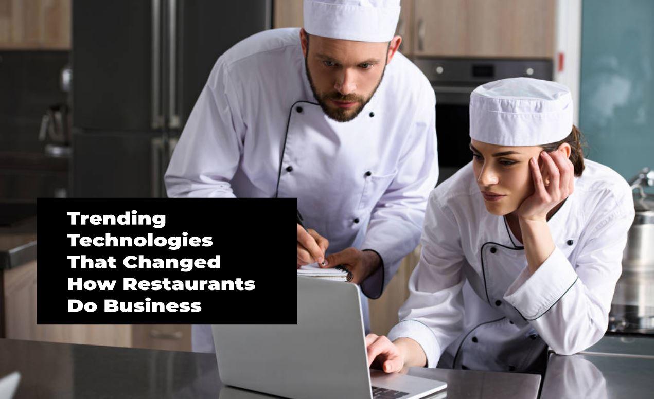 Restaurants, Technologies
